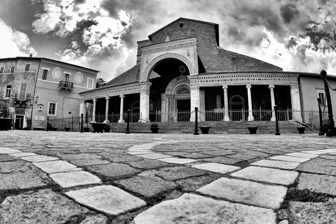 duomo Civita Castellana immagine illustrativa